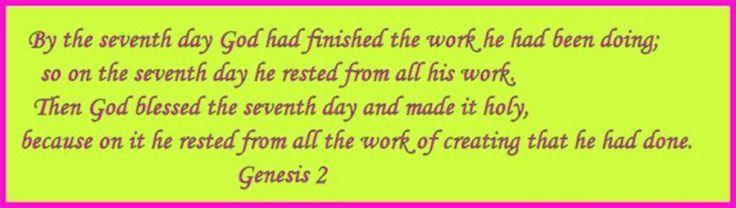 Genesis Two